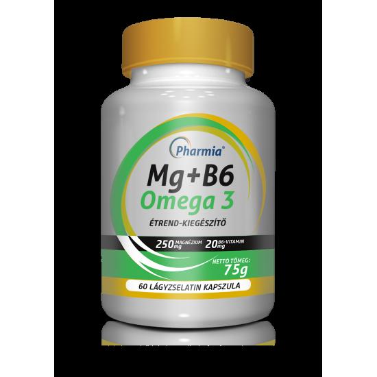 Mg+B6 Omega 3