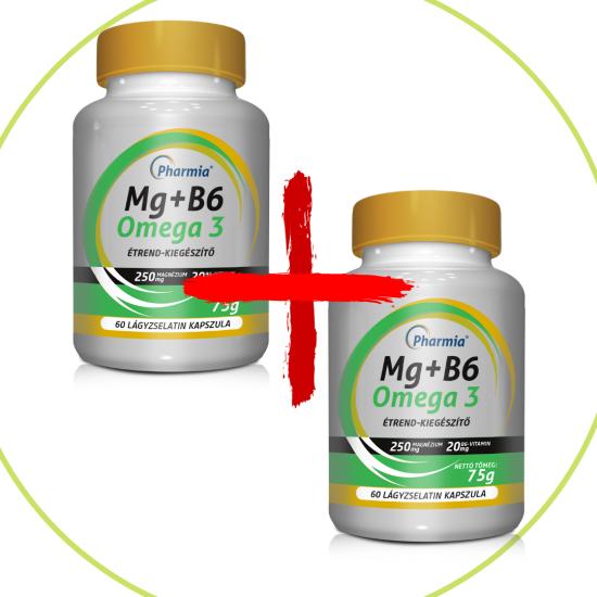 Mg+B6 Omega 3 1+1