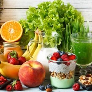 Diet, detoxification