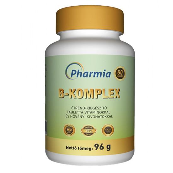 B-komplex vitaminkészítmény