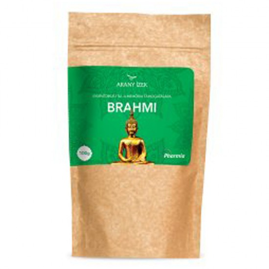 Brahmi - a memória támogatására