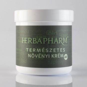"""HerbaPharm Természetes Növényi Krém """"40"""""""