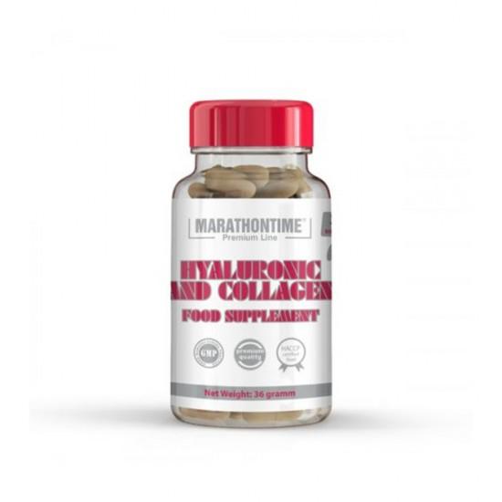 Hialuronsav és kollagén lágyzselatin kapszula